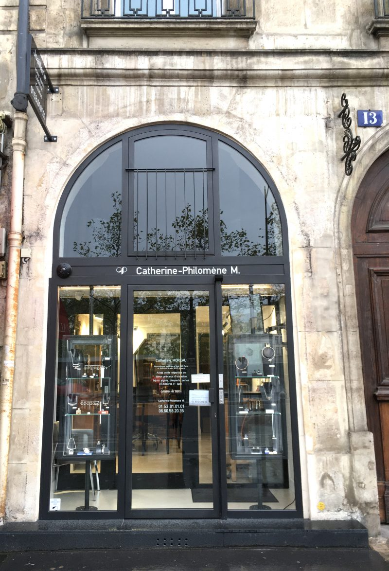 Atelier de bijouterie Philomène Thebault