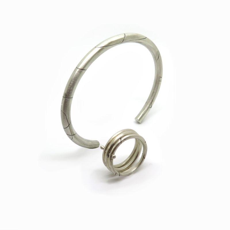 bracelet rigide pour homme