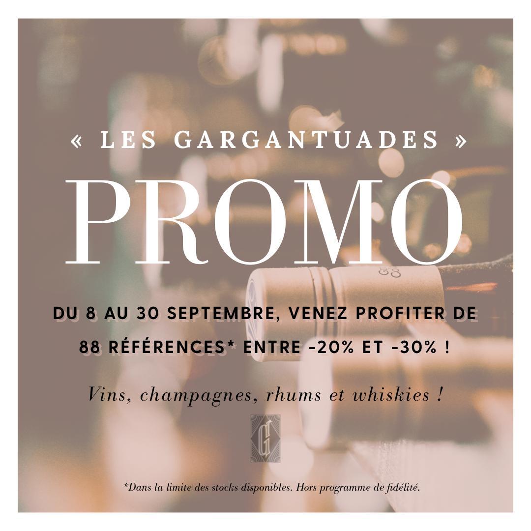 Promo Foire aux vins